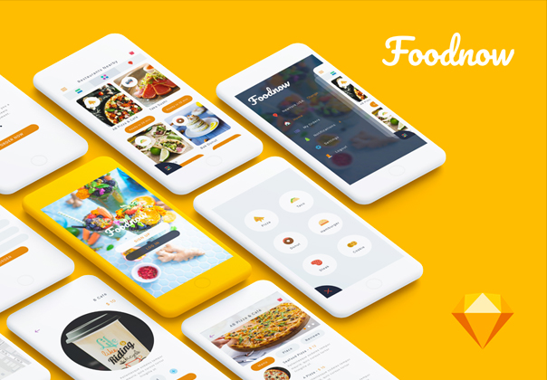 Foodnow Mobile App