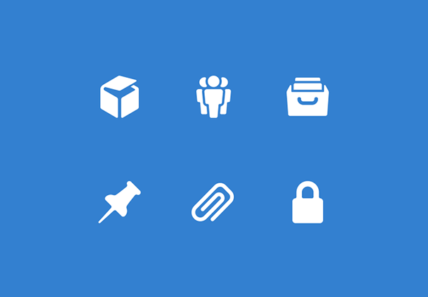 UI Icons – Set 4